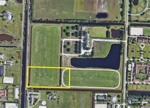 Lot 3 South, Wellington, FL, 33414, Palm Beach Point East Home For Sale