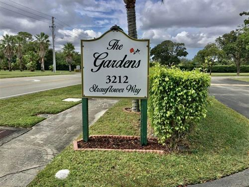 3212 Strawflower, Lake Worth, FL, 33467, POINCIANA GARDENS CONDO Home For Sale