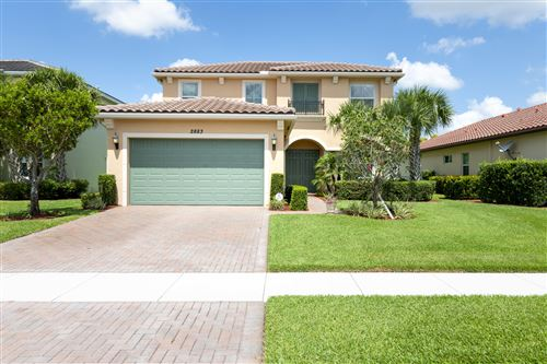 2883 Bellarosa, Royal Palm Beach, FL, 33411, Portosol Home For Sale