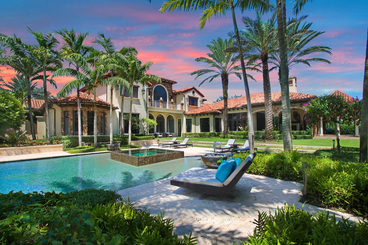 Palm Beach Gardens                                                                      , FL - $11,900,000