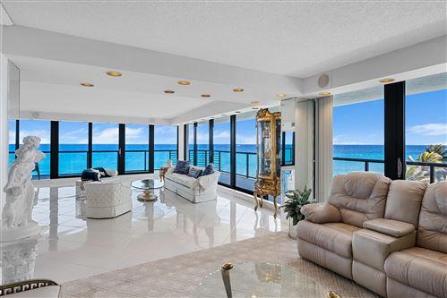 2727 Ocean, Highland Beach, FL, 33487, VILLA MAGNA COND Home For Sale