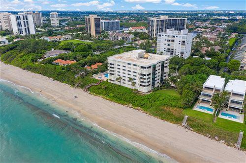 4605 Ocean, Highland Beach, FL, 33487, PARKER HIGHLAND Home For Sale