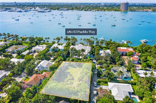 280 El Pueblo, Palm Beach, FL, 33480, EL ENCANTO LTS 10 & 11 Home For Sale