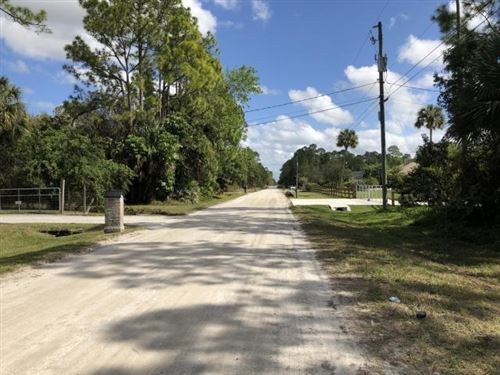 Xxxx 83rd, Loxahatchee, FL, 33470, Unincorporated Home For Sale