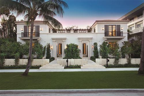 237 Brazilian, Palm Beach, FL, 33480, Cortile Villa Home For Sale