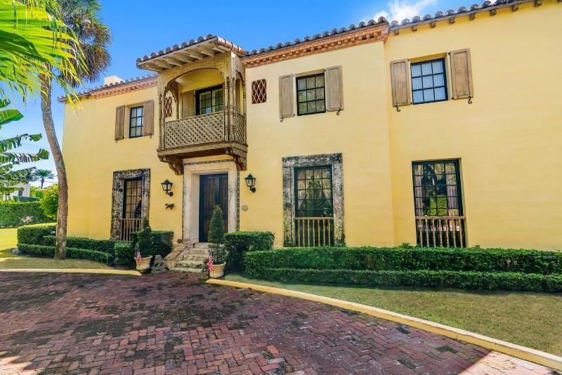 Palm Beach                                                                      , FL - $12,950,000