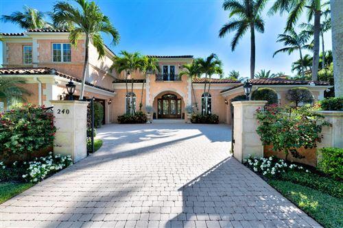 240 Via Las Brisas, Palm Beach, FL, 33480,  Home For Sale