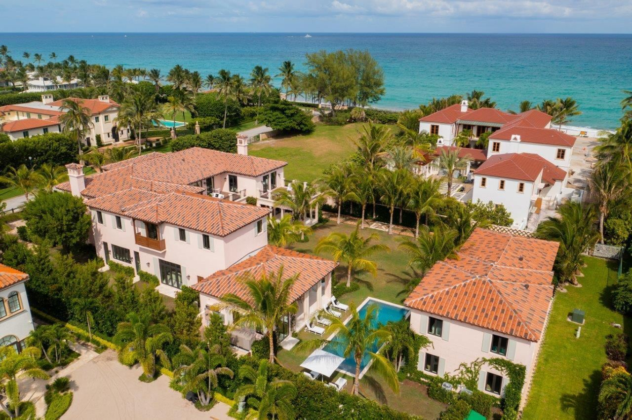 Palm Beach                                                                      , FL - $33,500,000