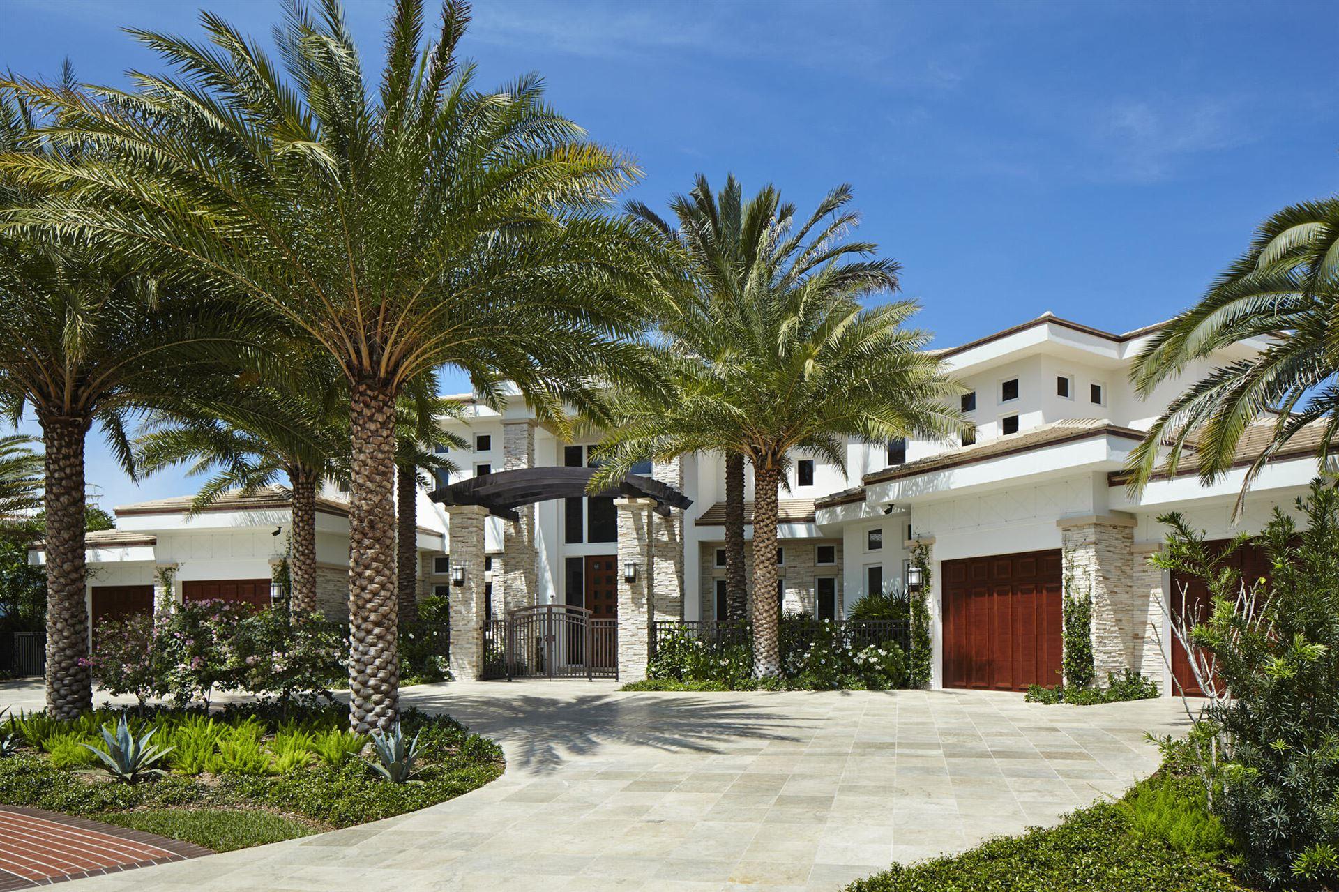 Boca Raton,FL- $11,495,000