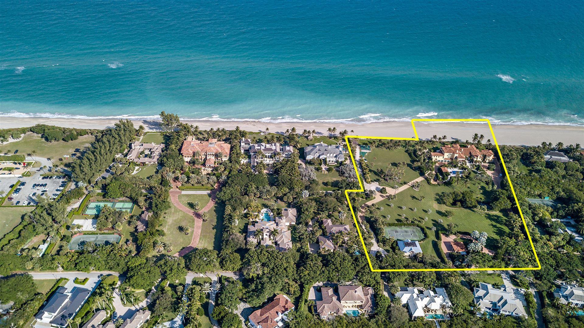 North Palm Beach                                                                      , FL - $79,500,000