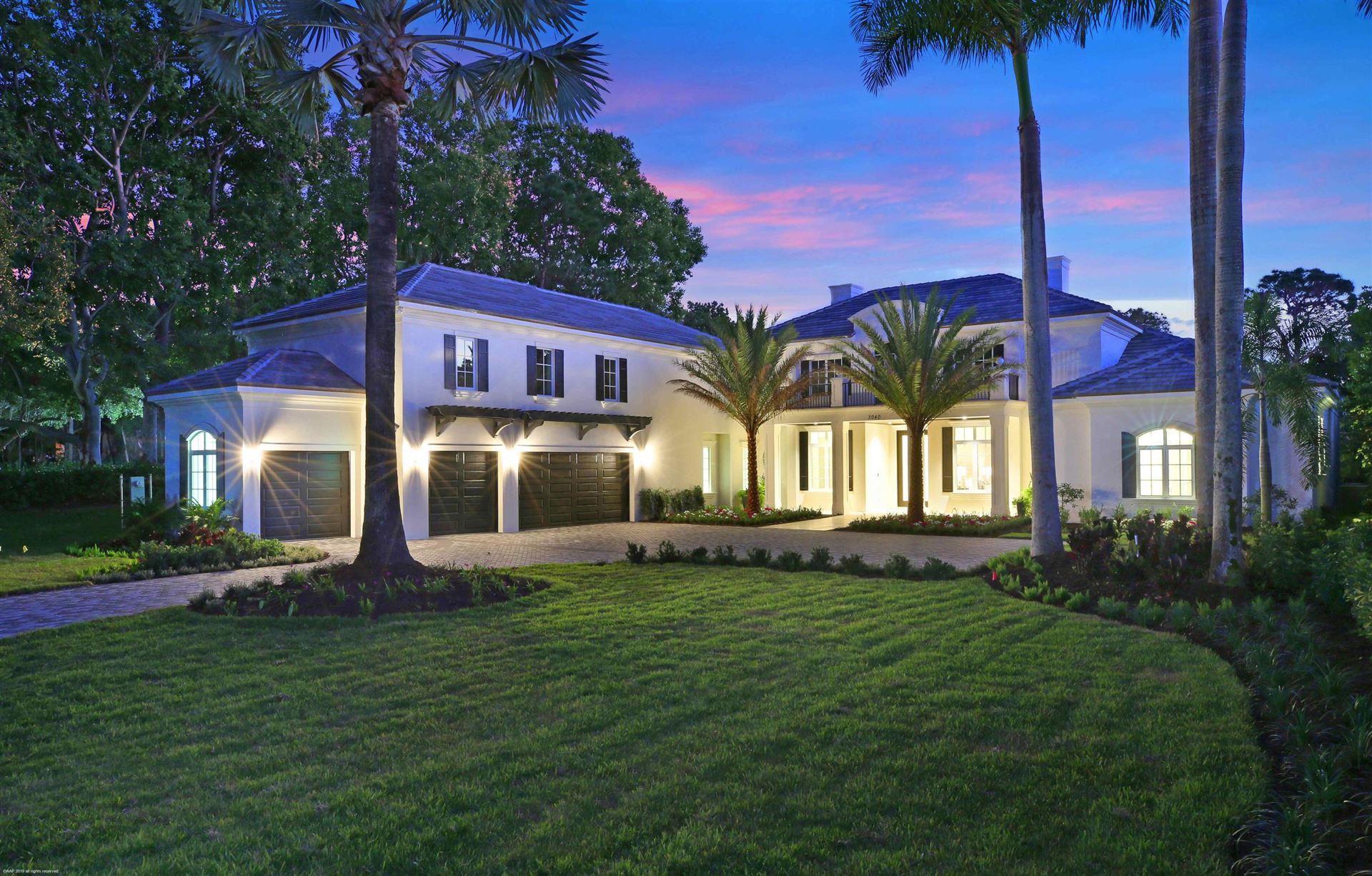 Palm Beach Gardens                                                                      , FL - $5,750,000