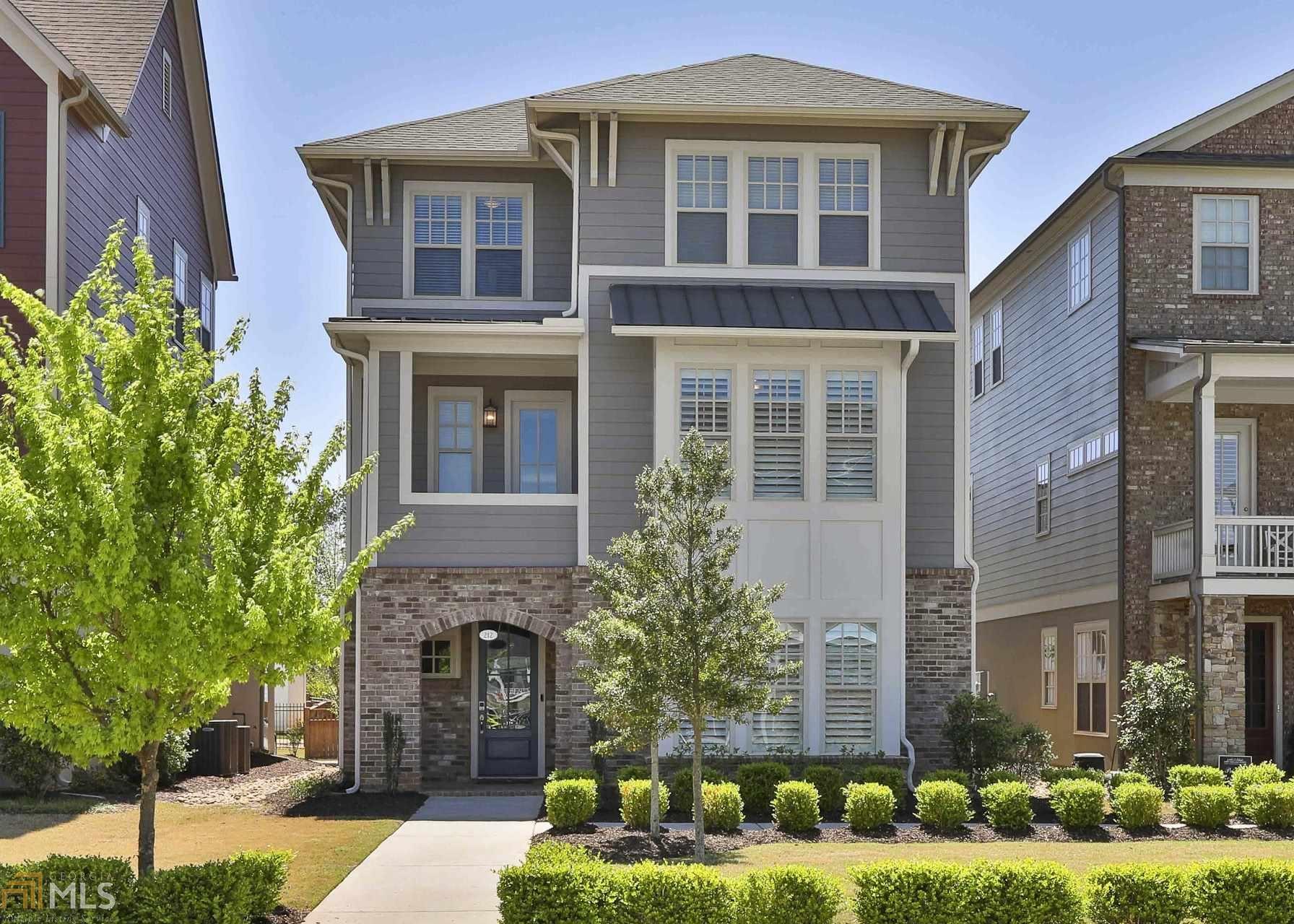 Peachtree City                                                                      , GA - $600,000