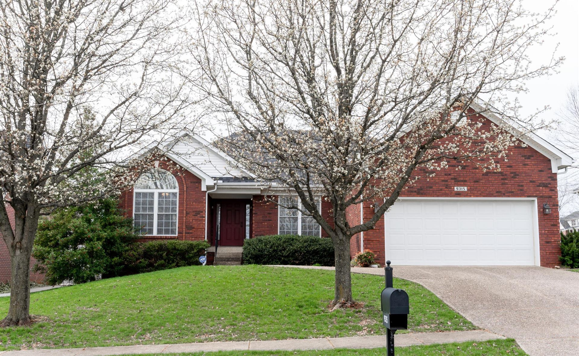 Property Image Of 9315 Artis Way In Louisville, Ky