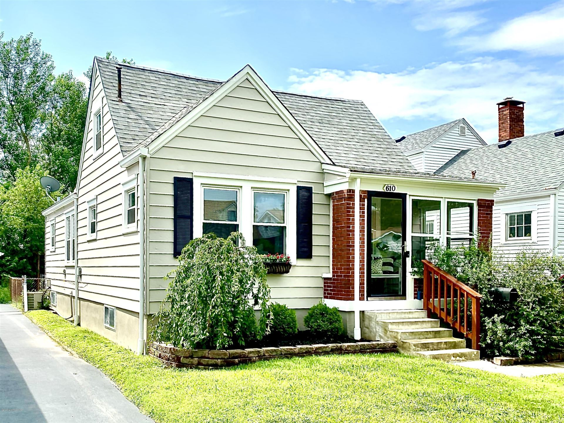 Property Image Of 610 Ervay Ave In Louisville, Ky