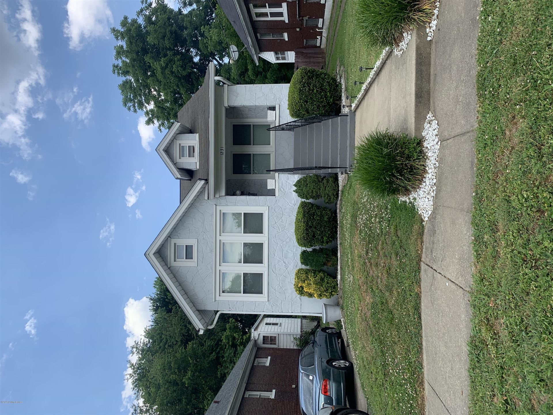 Property Image Of 1231 Manitau Ave In Louisville, Ky