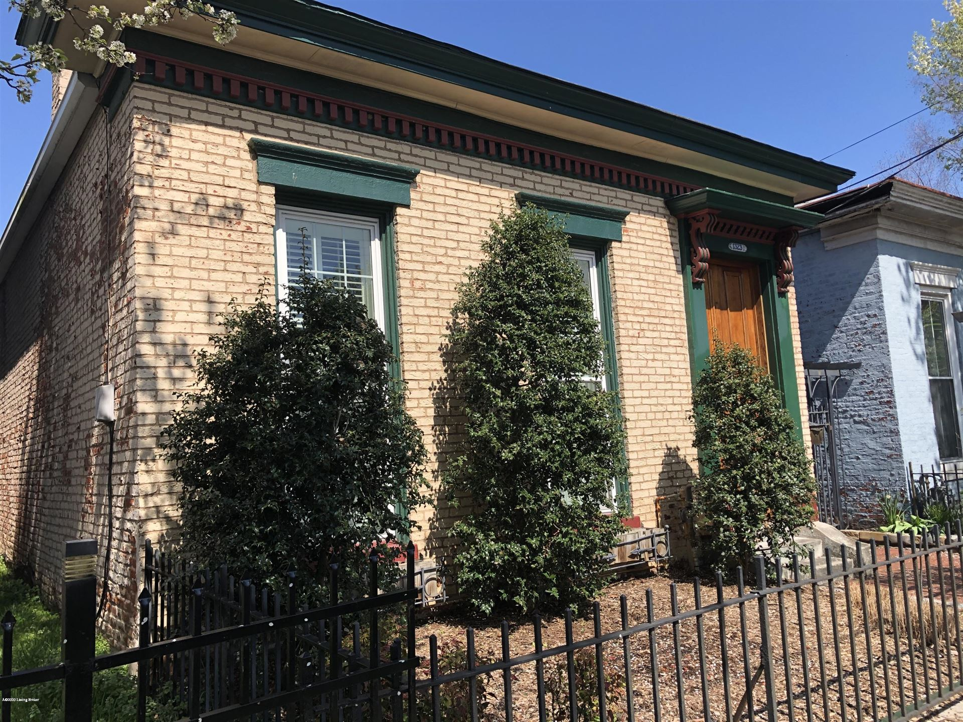 Property Image Of 1323 E Washington St In Louisville, Ky