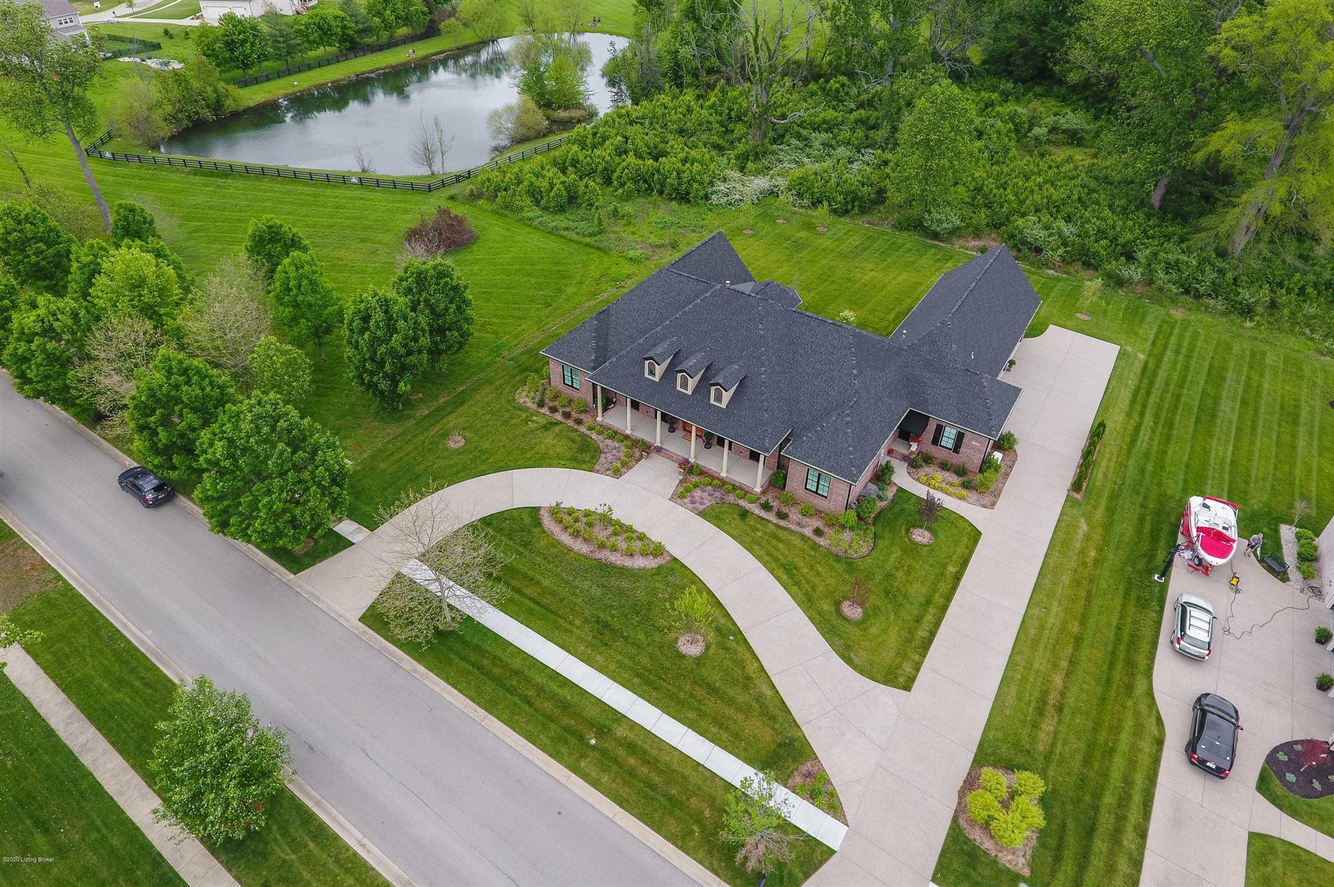 Property Image Of 12391 Poplar Woods Dr In Goshen, Ky