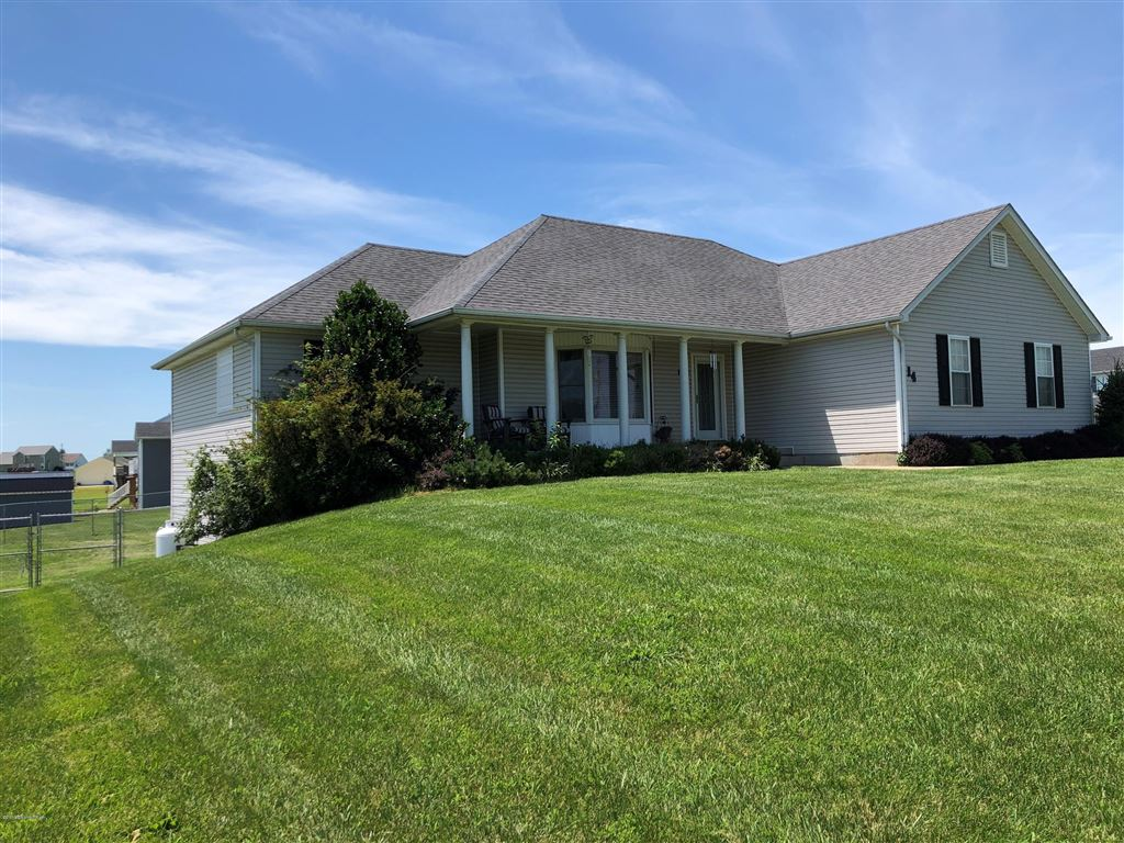 Property Image Of 14 Saddlebag Ct In Rineyville, Ky