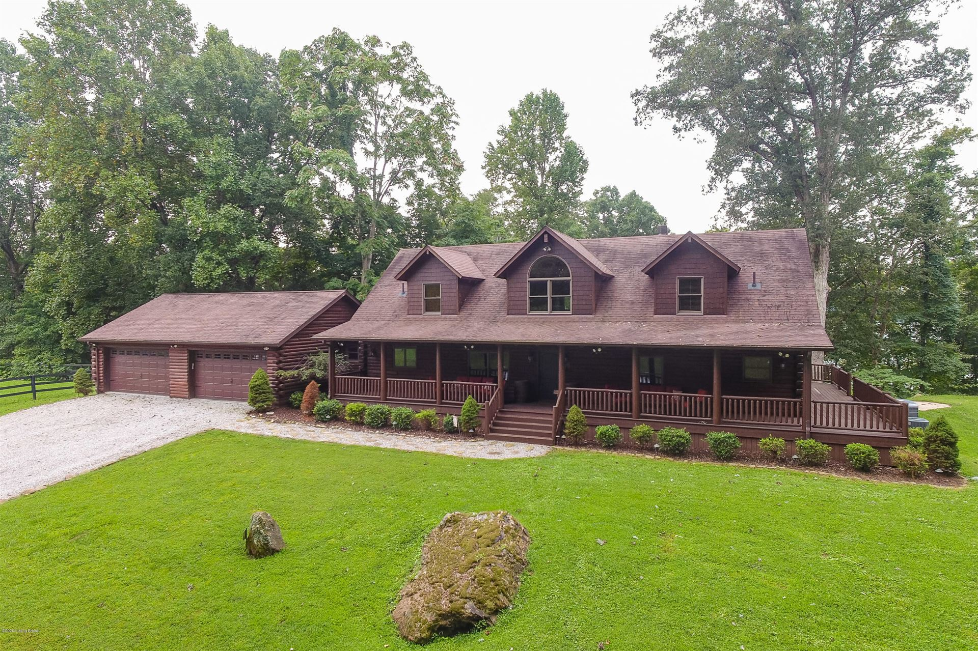 Property Image Of 2411 Dickeys Mill Rd In Leitchfield, Ky