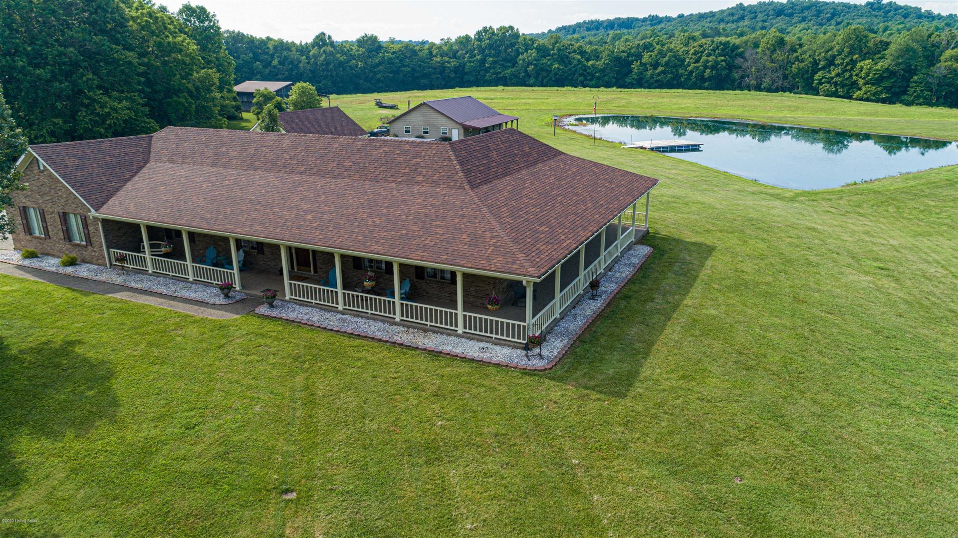 Property Image Of 1821 Morning Glory Ln In Boston, Ky