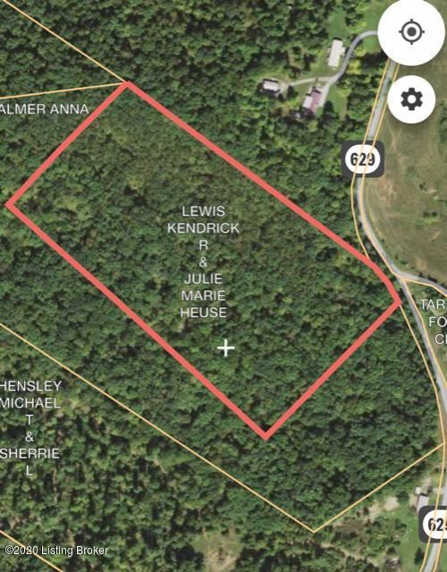 Property Image Of 00 Hwy 629 In Cloverport, Ky