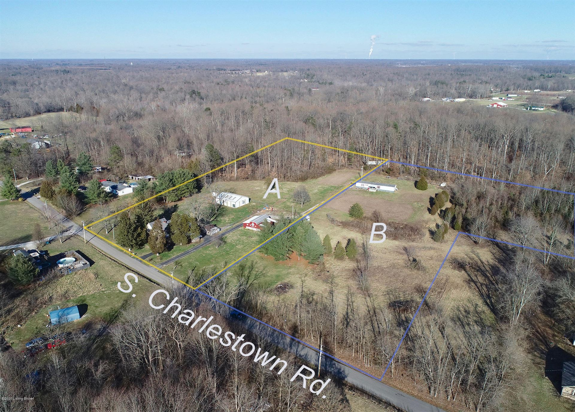 Property Image Of 5141 S Charlestown Rd In Lexington, In