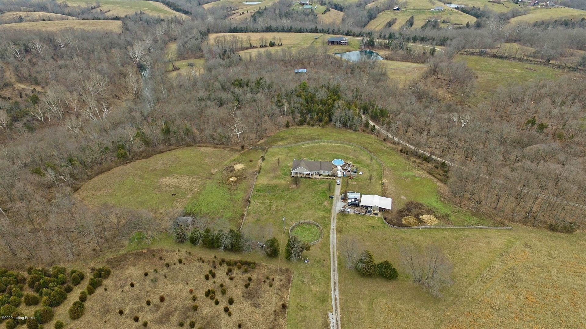 Property Image Of 1453 Tatum Rd In Shelbyville, Ky