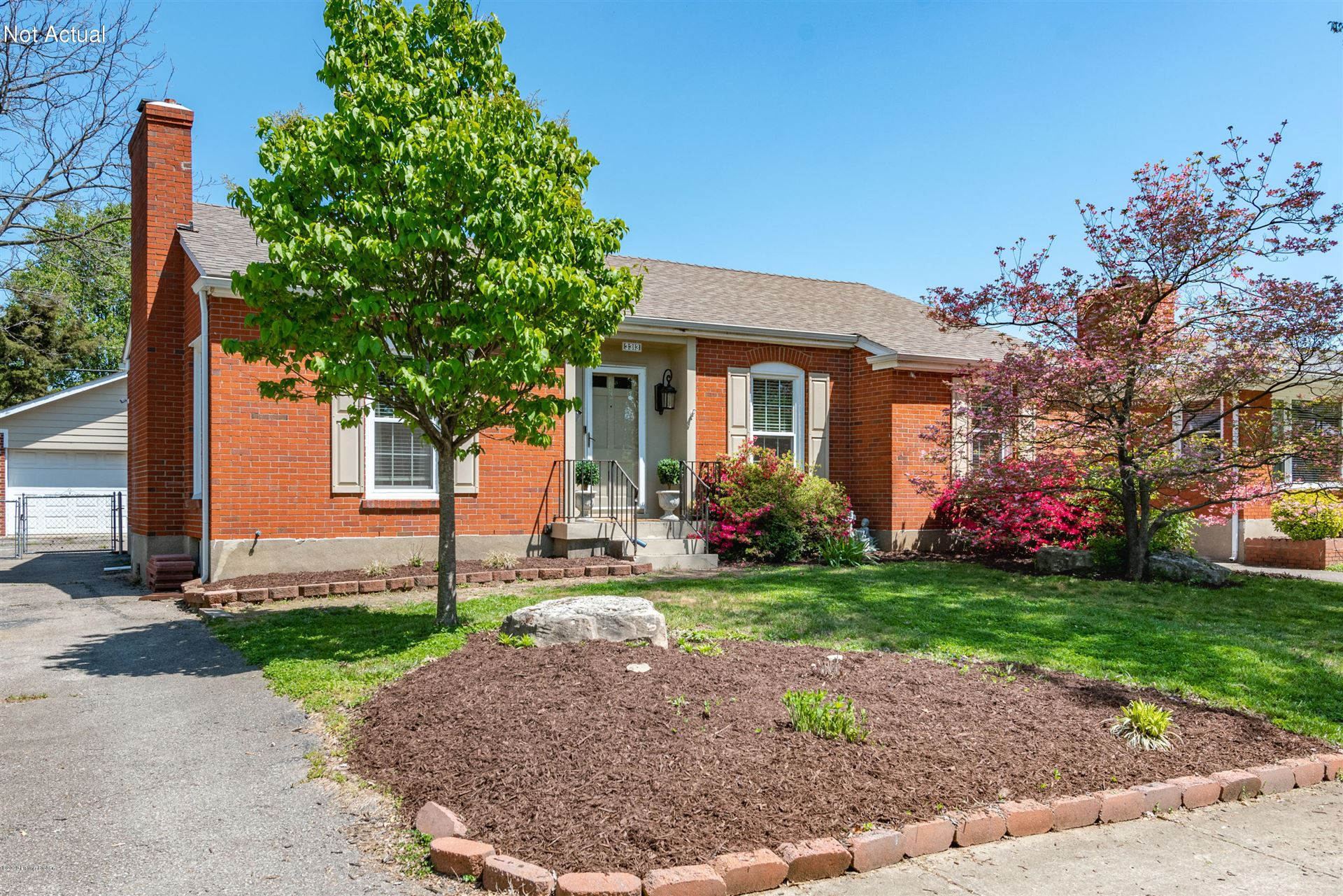 Property Image Of 3313 Allison Way In Louisville, Ky