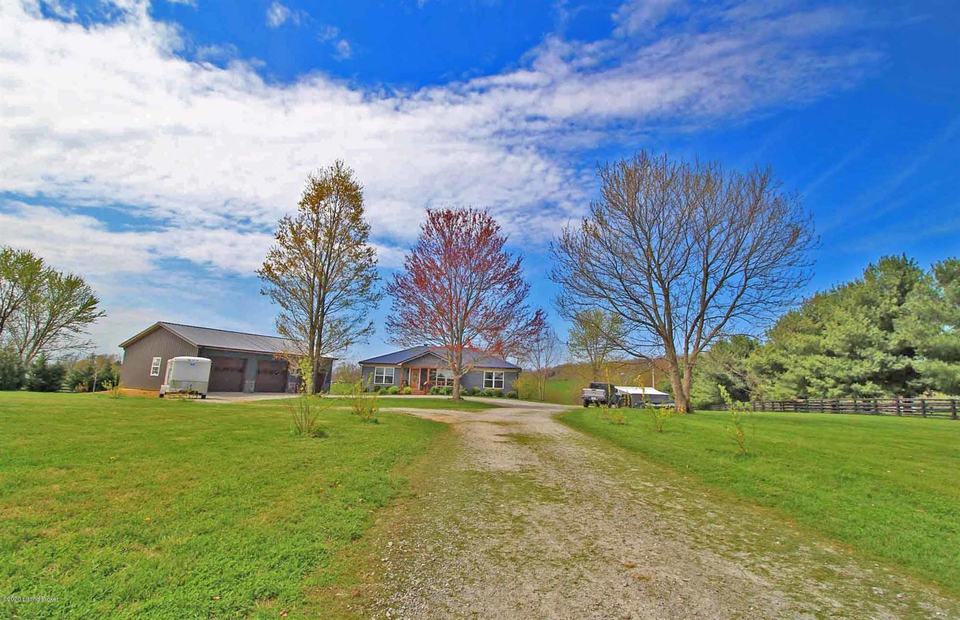 Property Image Of 1301 Buzzard Roost Rd In Shelbyville, Ky