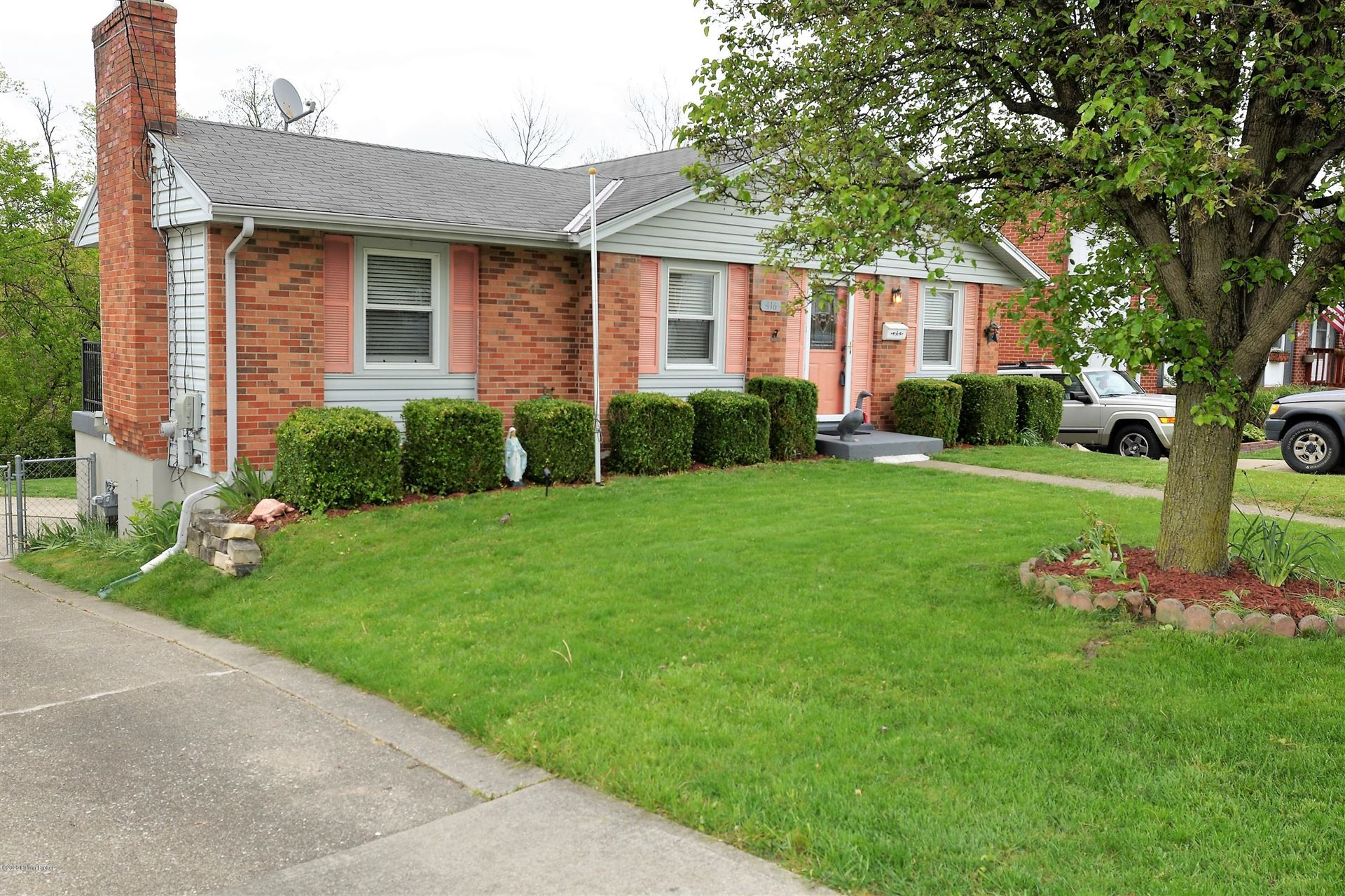 Property Image Of 416 Caldwell Dr In Elsmere, Ky