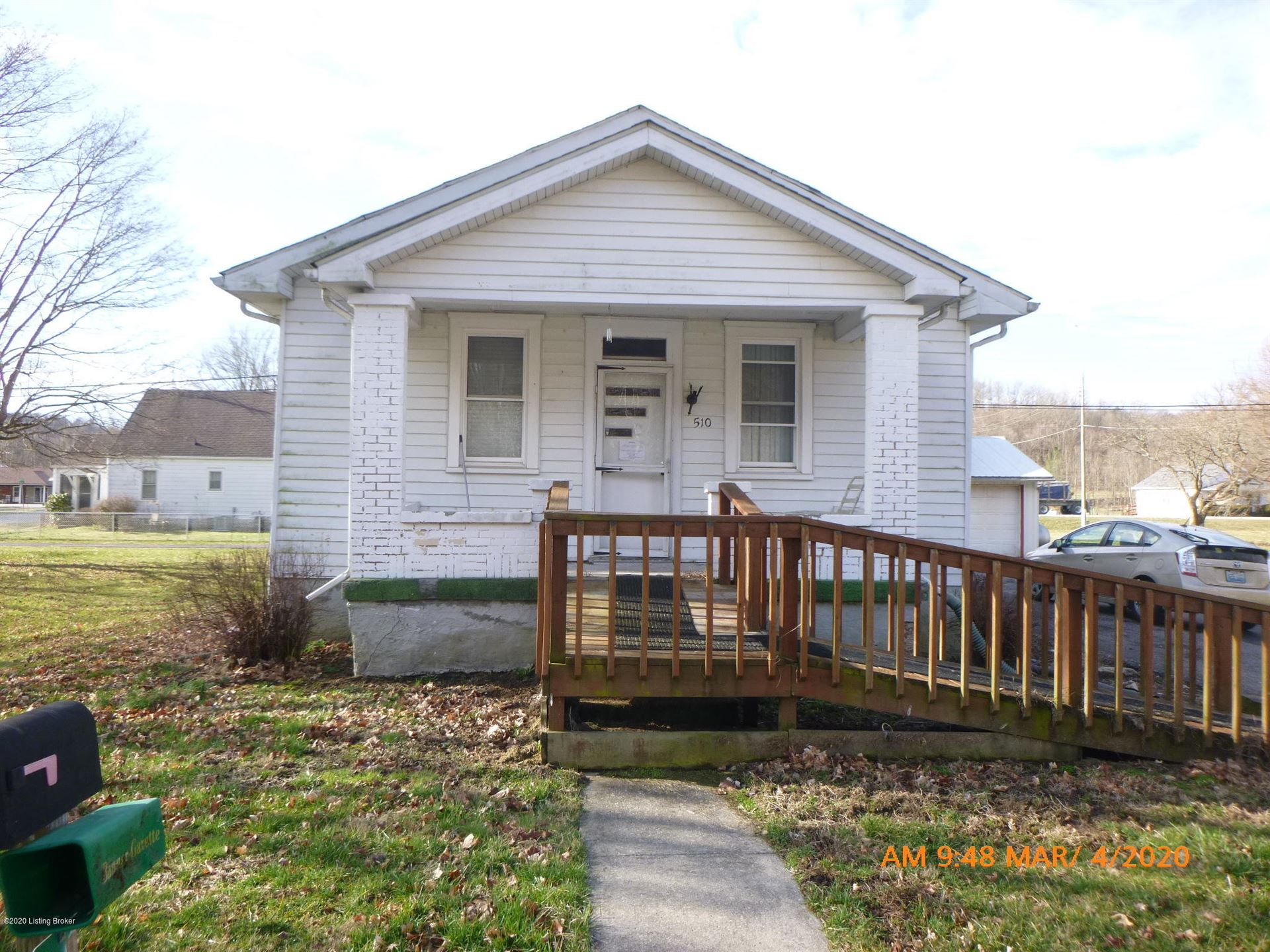 Property Image Of 510 W Main St In Borden, In