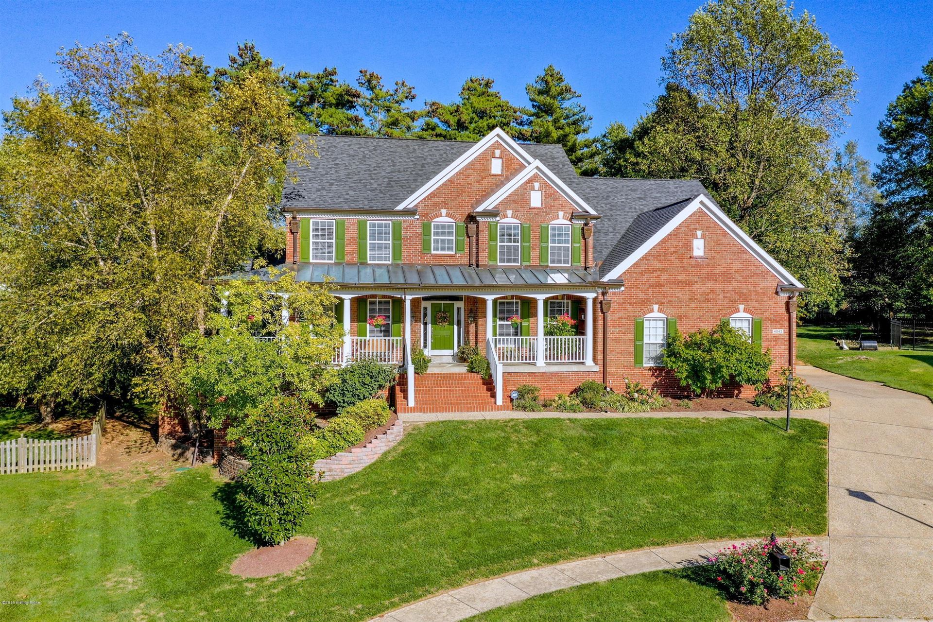 Property Image Of 4042 Whiteblossom Estates Ct In Louisville, Ky
