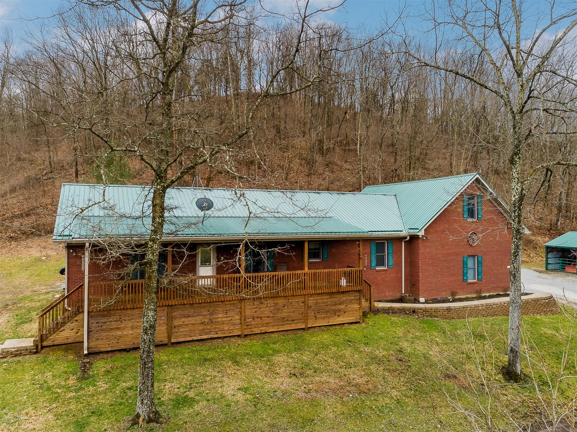 Property Image Of 2801 Pattons Creek Rd In Pendleton, Ky
