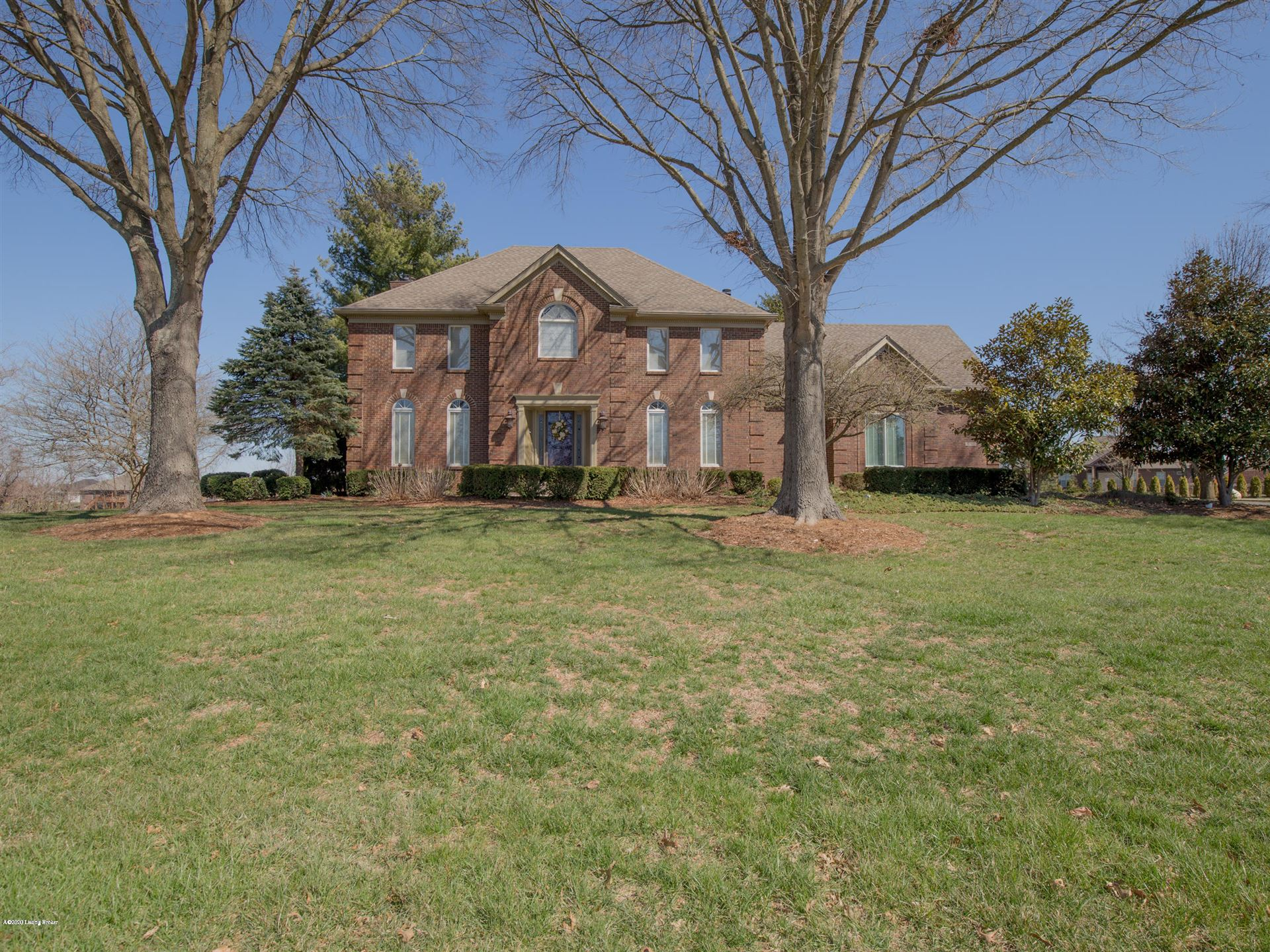 Property Image Of 5757 Lentzier Trace In Jeffersonville, In