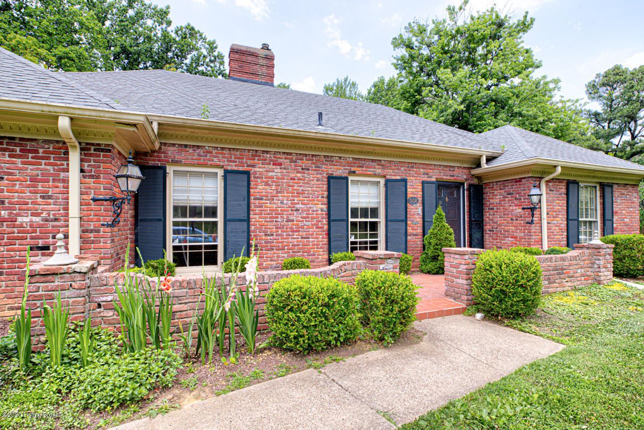 Property Image Of 5108 Shadow Wood Ln In Louisville, Ky