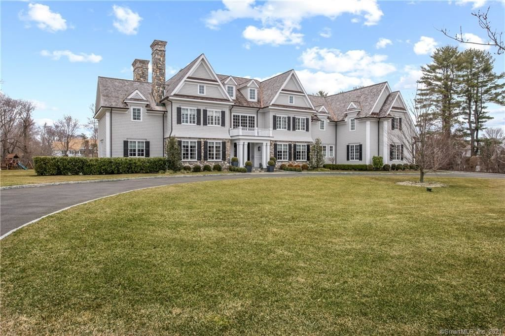 New Canaan                                                                      , CT - $4,798,000