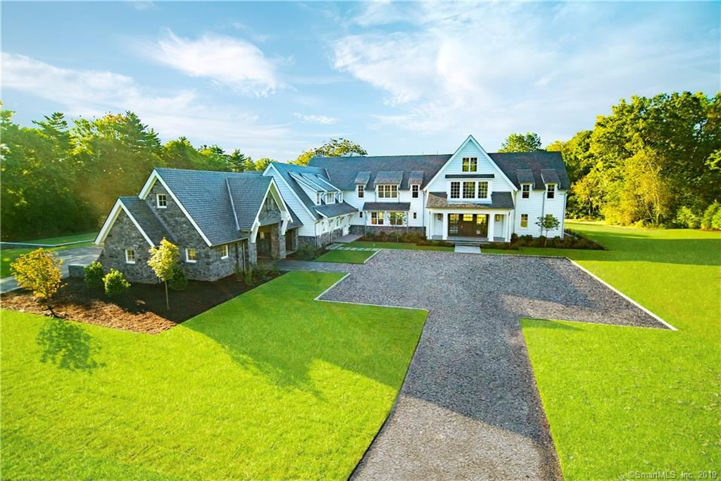 New Canaan                                                                      , CT - $12,000,000