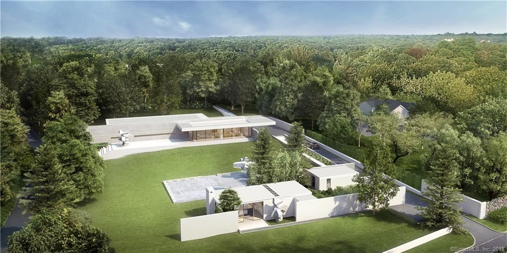 New Canaan                                                                      , CT - $7,700,000
