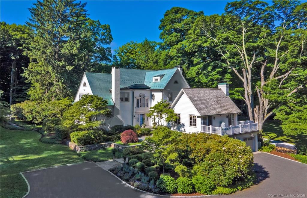 New Canaan                                                                      , CT - $4,350,000