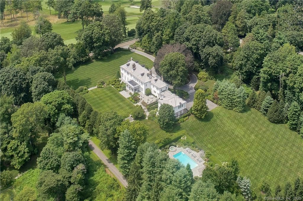 New Canaan                                                                      , CT - $9,750,000