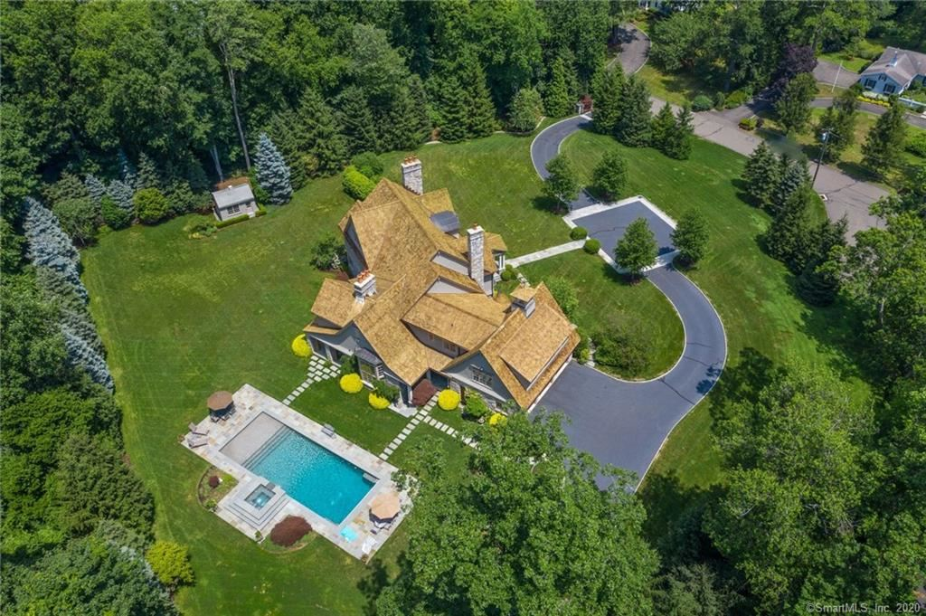 New Canaan                                                                      , CT - $3,999,000