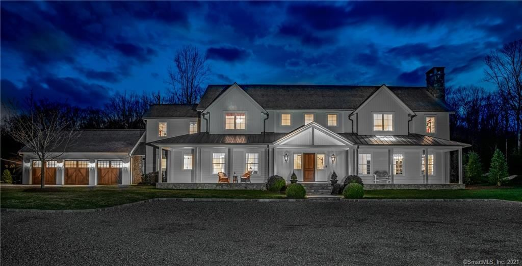 New Canaan                                                                      , CT - $5,150,000