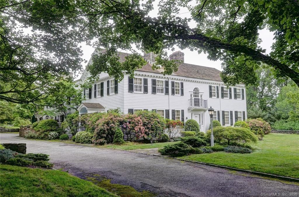 New Canaan                                                                      , CT - $4,300,000