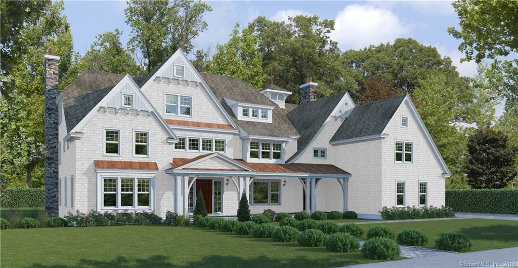 New Canaan                                                                      , CT - $3,995,000
