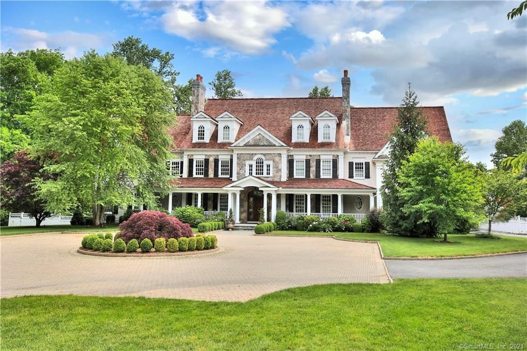 New Canaan                                                                      , CT - $6,995,000