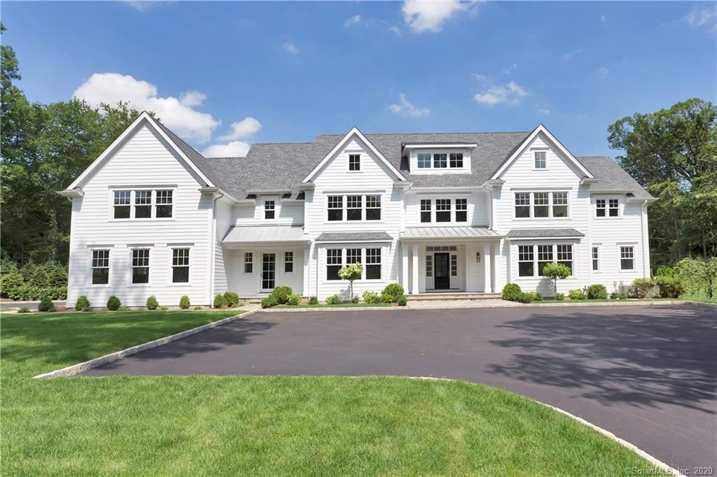 New Canaan                                                                      , CT - $3,795,000