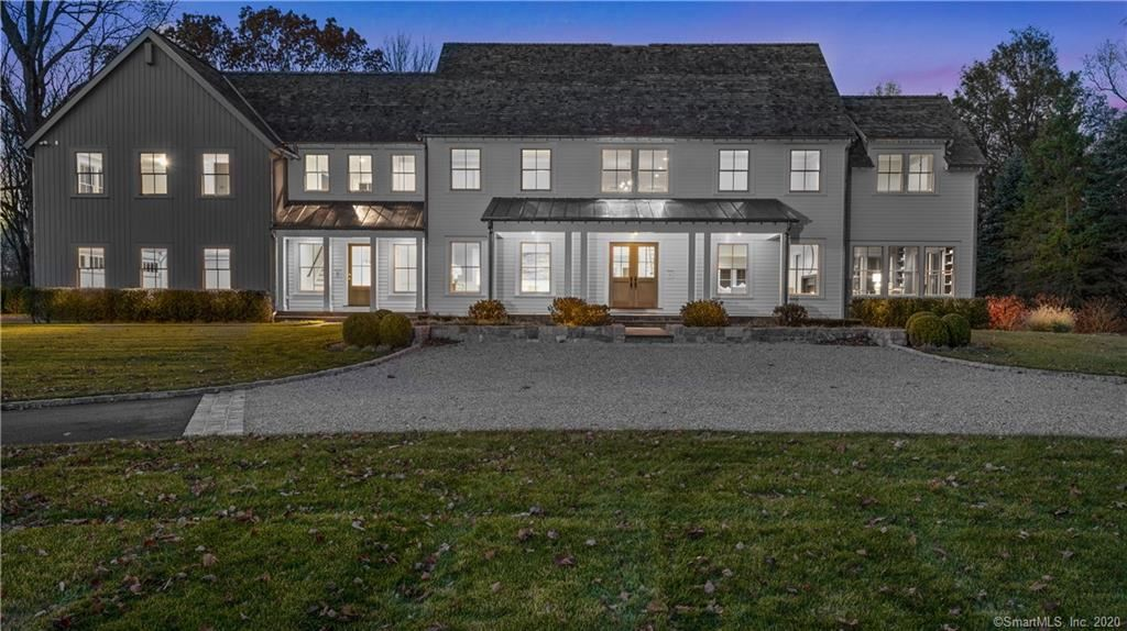 New Canaan                                                                      , CT - $5,098,000