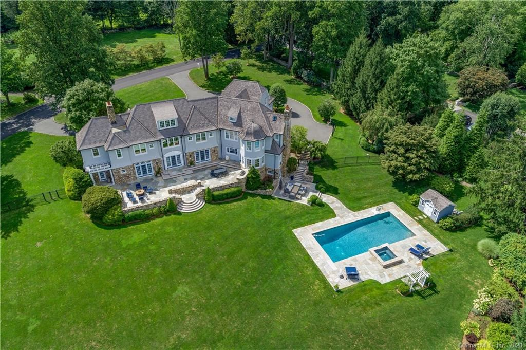 New Canaan                                                                      , CT - $3,749,000