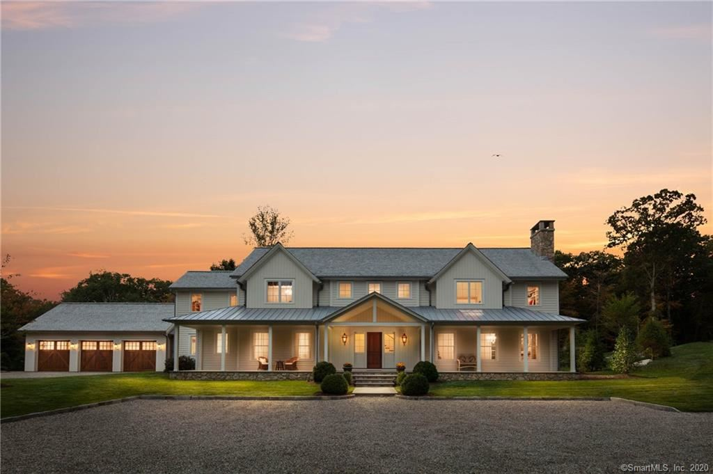 New Canaan                                                                      , CT - $4,995,000