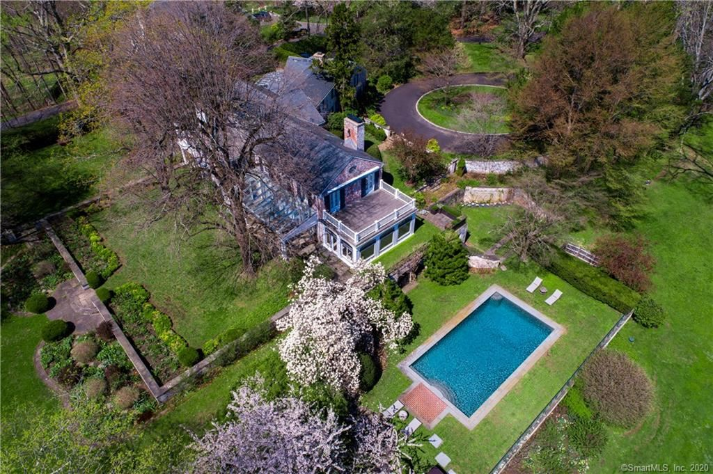 New Canaan                                                                      , CT - $13,900,000